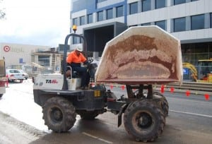 Terex TA6S Radial Dump Truck