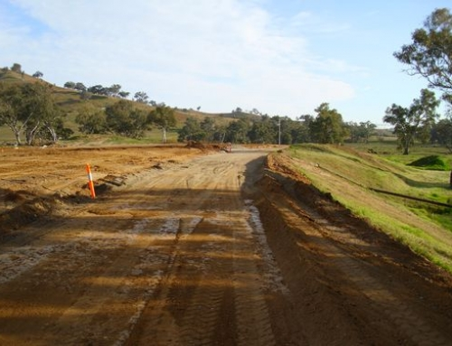 Urana Shire Road Stabilization